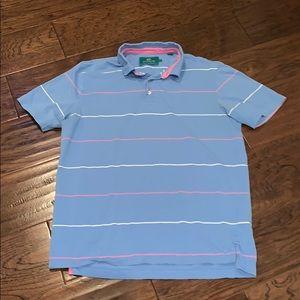 Southern Tide 🐟 Polo Shirt, Large